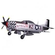 "FMS 1450MM (57"") P-51D (V8) RED BIG BEAUTIFUL DOLL PNP"