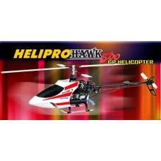 HeliPro Black Hawk 500 With Engine