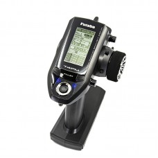 Futaba 4PM 2.4GHz 4-Channel Surface Transmitter w/ R334SBS Receiver