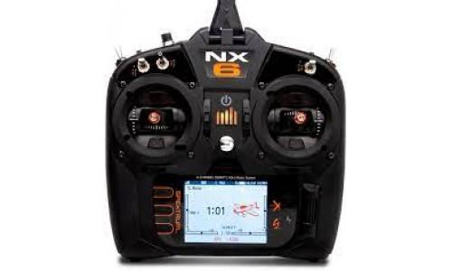 Spektrum NX6 6-Channel System with AR6610T Receiver