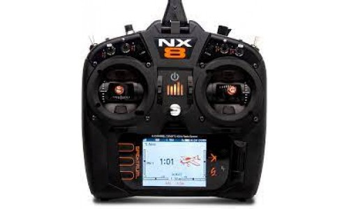 Spektrum NX8 8-Channel Transmitter Only