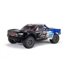 ARRMA 1/10 SENTON 4X4 V3 3S BLX Brushless Short Course Truck RTR, Blue