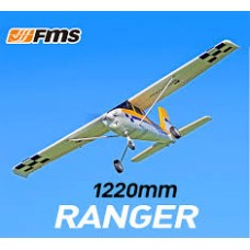 """FMS 1220mm (48"""") Ranger PnP (Floats Included & Reflex 3 Axis Gyro )"""