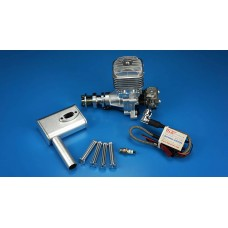 DLE-30cc Gas Rear Carb