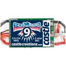 Castle Creations Thunderbird-9A ESC