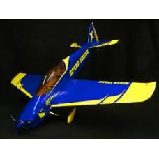 """52"""" Pantera- Yellow/Blue"""