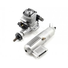 O.S  10LA .10 Glow Engine w/Muffler