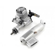 O.S 15LA .15 Glow Engine w/Muffler