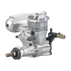 O.S 25LA .25 Glow Engine w/Muffler