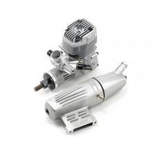 O.S 35AX .35 Glow Engine w/Muffler