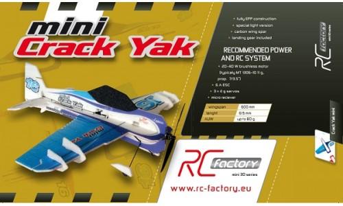 CRACK YAK (Mini)