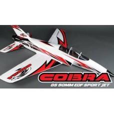 Taft Hobby Cobra V3 90mm EDF 6S-8S PNP