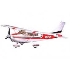 """FMS 1400mm (55.1"""") Sky Trainer 182 (5CH with Flap) AT RED PNP"""